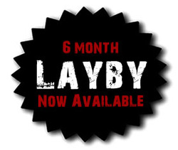 6 month layby now available - contact us