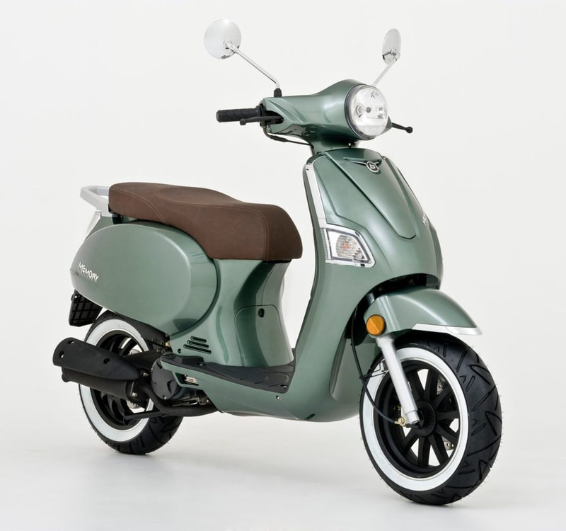MotoRR Estate 50cc